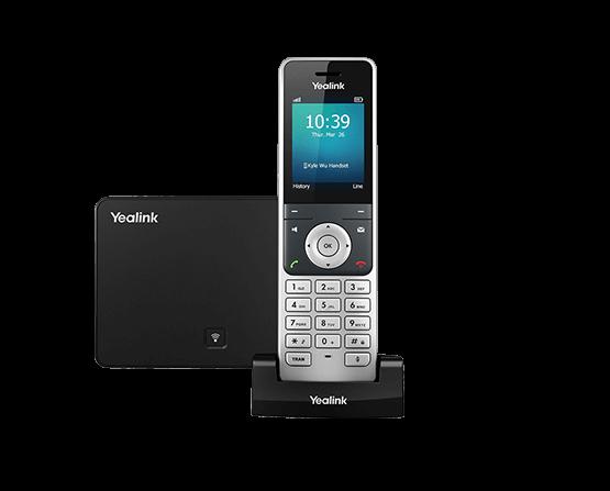 w56 טלפון IP אלחוטי